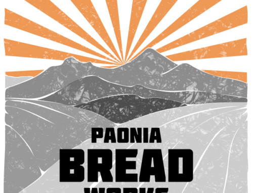 WPA Inspired Bread Logo